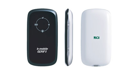 B-Mobile pocket WiFi